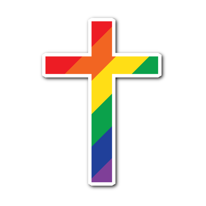 stickers-rainbow-cross-sticker-1